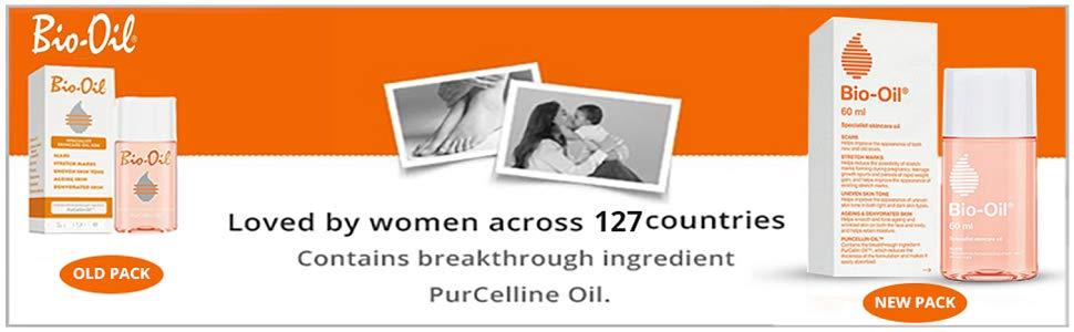 Bio Oil Anti Ageing Pigmentation Ageing Skin Stretch Marks removal oil