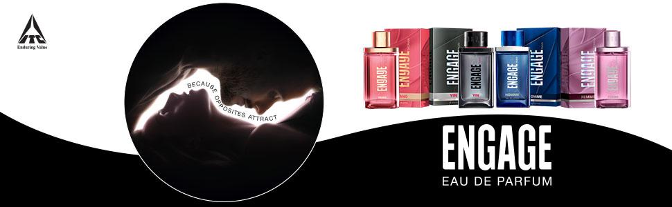Engage Yang Eau de Parfum For Women