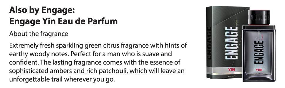 Engage Homme Eau de Parfum, 90ml