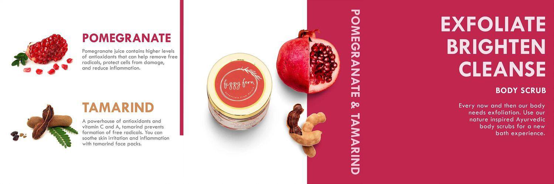 pomegranate-tamarind-body-scrub