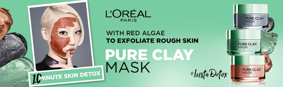 Pure-Clay-Mask
