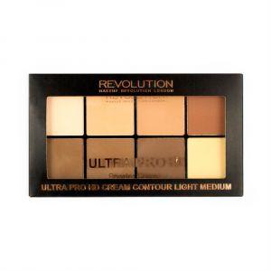 makeup-revolution-hd-pro-powder-contour-Light-Medium
