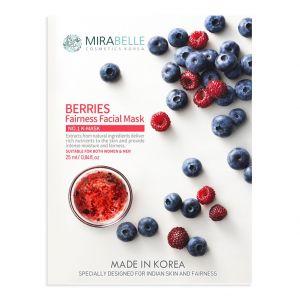 Berries Fairness Facial Mask