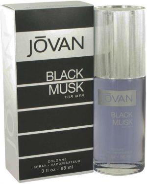 Jovan Black Musk Eau de Cologne for Men (88ml)