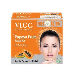 vlcc-papaya-fruit-facial-kit-free-white-bright-glow-gel