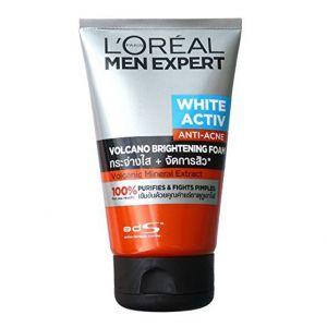 loreal-paris-men-expert-white-activ-anti-acne-volcano-brightening-foam-100ml
