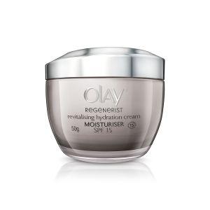 Olay Regenerist Advanced Anti-Ageing Revitalising Hydration Skin Cream SPF 15 (50gm)