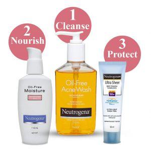 Acne-Prone Skin Care Combo
