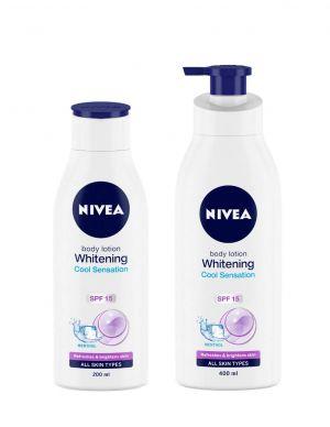 Whitening Cool Sensation Lotion