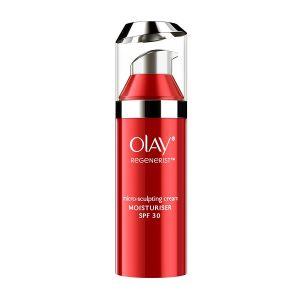 Olay Regenerist Advanced Anti-Ageing Microsculpting Skin Cream Moisturizer SPF 30 (50gm)