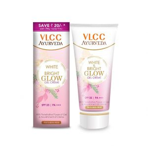 vlcc-ayurveda-white-bright-glow-gel-cream