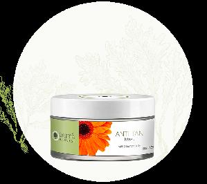 Organic Harvest Anti Tan Mask (50gm)