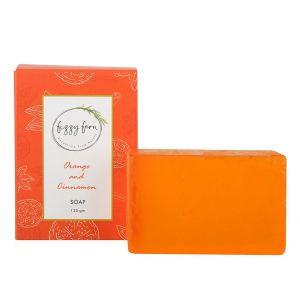 Orange & Cinnamon Soap