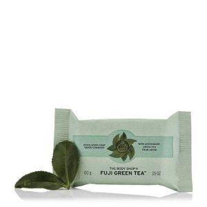 the-body-shop-fuji-green-tea-exfoliating-soap