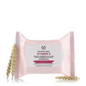 the-body-shop-vitamin-e-gentle-facial-cleansing-wipes