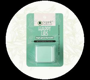 Organic Harvest Green Tea Lip Balm (10gm)