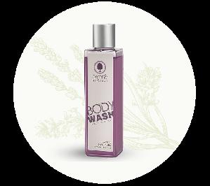 Organic Harvest Exotic Lavender Body Wash (200ml)