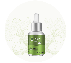Organic Harvest Blush-Shine & Glow Serum (30ml)