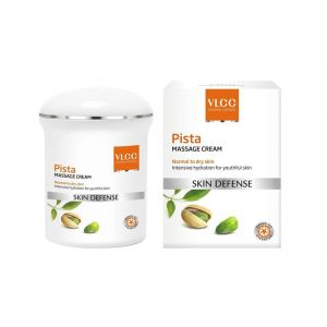 VLCC Pista Massage Cream For Normal to Dry Skin (50gm)