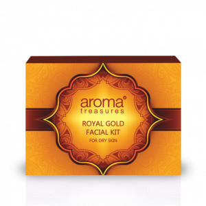 aroma-treasures-royal-gold-facial-kit-for-dry-skin