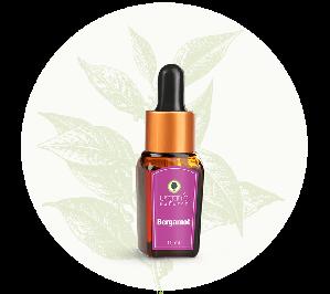 Organic Harvest Bergamot Essential Oil (10ml)