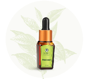 Organic Harvest Patchouli Essential Oil (10ml)