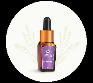 Organic Harvest Lavender Essential Oil (10ml)