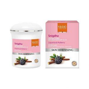 VLCC Snigdha Skin Whitening Day Cream SPF 25 (50gm)