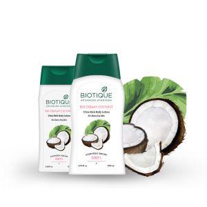 Biotique Bio Creamy Coconut Ultra Rich Body Lotion