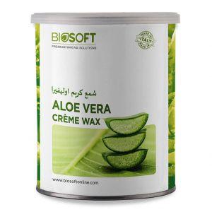 Aloe Vera Crème Wax