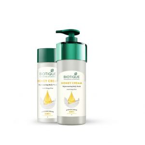 Biotique Bio Honey Cream Rejuvenating Body Wash