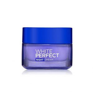 L'Oreal Paris White Perfect Night Cream (50ml)