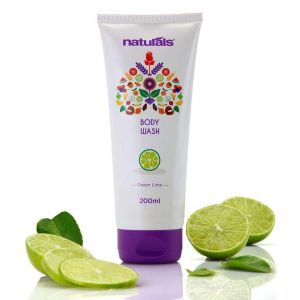 Naturals Green Lime Body Wash (200ml)