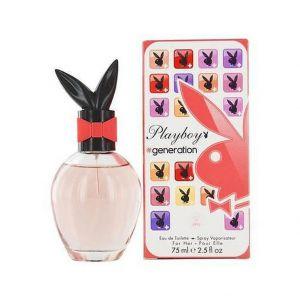 Playboy Generation Eau De Toilette for Women's (75ml)