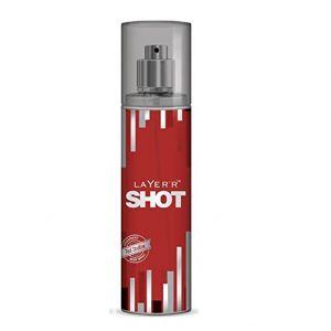 Layer'r Shot Fragrant Red Stallion Body Spray (135ml)