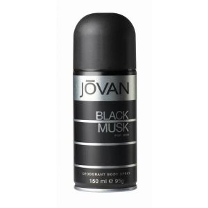 Jovan Deo Black Musk For Men (150ml)