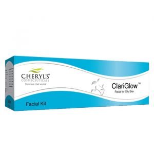 cheryls-clariglow-facial-kit-for-oily-skin-pack-of-10