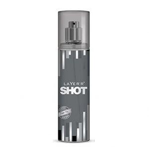 Layer'r Shot Fragrant Power Play Body Spray (135ml)