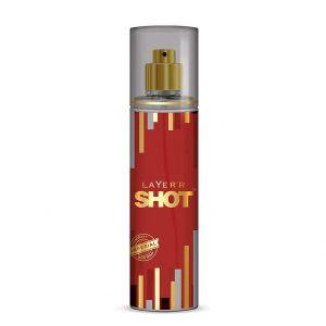 Layer'r Shot Gold Perfume Fragrant Imperial Body Spray (135ml)