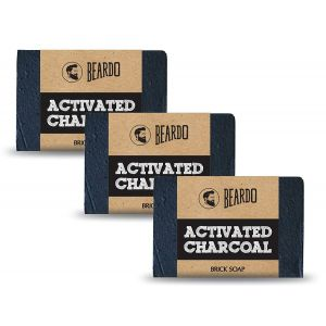 beardo-activated-charcoal-brick-soap-set-of-3-125gm-each