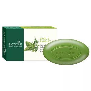 Basil & Parsley Revitalizing Body Soap