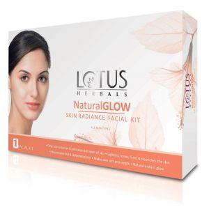 Lotus Herbals Natural Glow Skin Radiance Single Facial Kit (50gm)