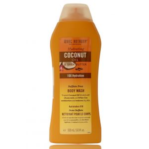 Coconut Oil and Shea Butter Body Wash