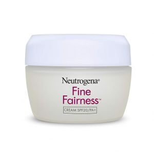Neutrogena Fine Fairness Cream SPF 20/PA+ (50gm)