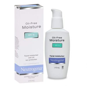 Neutrogena Oil-Free Face Moisturiser SPF 15 (115ml)
