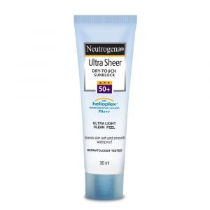 Neutrogena Ultra Sheer Dry-Touch Sunblock SPF 50+ (30ml)