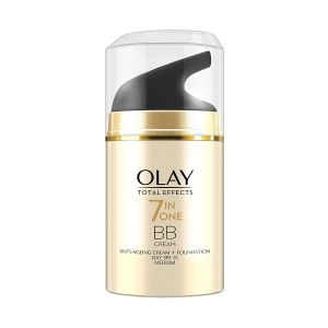 Olay Total Effects 7-In-1 Anti-Ageing BB Day Cream With Touch of Foundation SPF 15 (50gm)