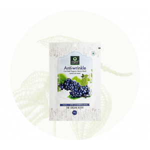 Organic Harvest Anti-Wrinkle Sheet Mask (20gm)
