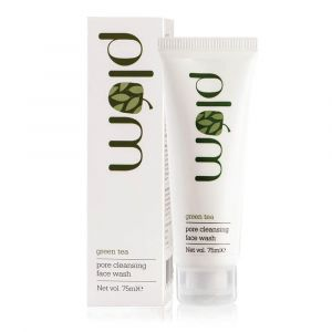 plum-green-tea-pore-cleansing-face-wash