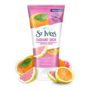Pink Lemon & Mandarin Orange Scrub
